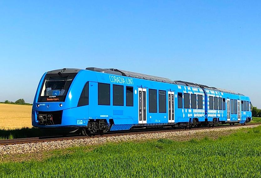 Framgangsrika Tester Genomfordes Med Alstoms Vatgastag I Nederlanderna Jarnvagsnyheter Se