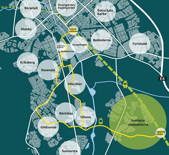 Uppsala Kommun Planerar For Sparvangsdepa Jarnvagsnyheter Se